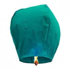 Modrý Lietajúci lampión ECO